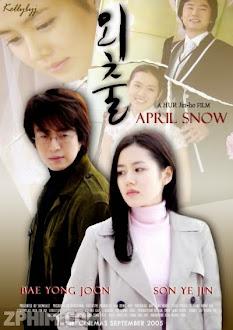 Tuyết Tháng Tư - April Snow (2005) Poster
