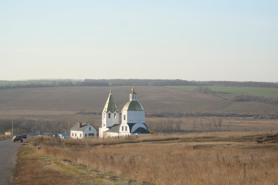 Церковь Богоявления Господня в Терновом