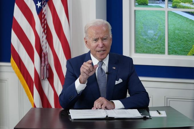 US To Give 500 Million More COVID19 Vaccines To The World - Says Biden