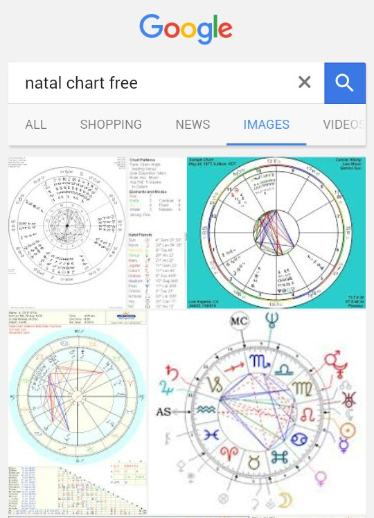 ATTENTION FREE NATAL CHART WRITTEN READING EXCHANGE FROM ASTROFIEND CLOSED