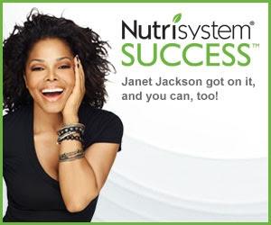 Janet Jackson for Nutrisystem