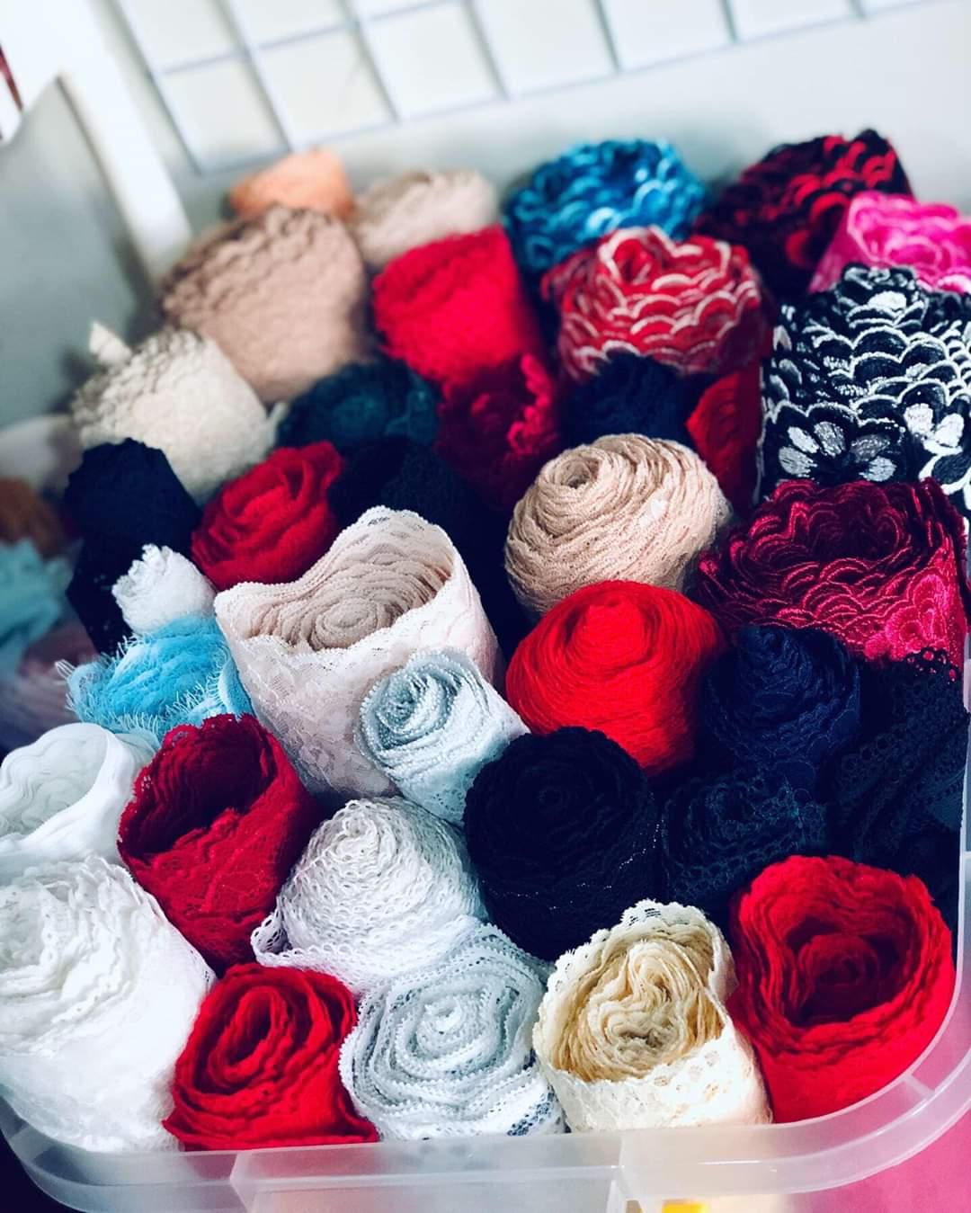 Thu mua vải miếng, vải lốc, vải khúc thời trang 16/10/2019