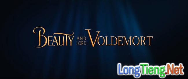 Cạn lời với chuyện tình của Người Đẹp và Quái Vật Hắc Ám Voldemort - Ảnh 9.