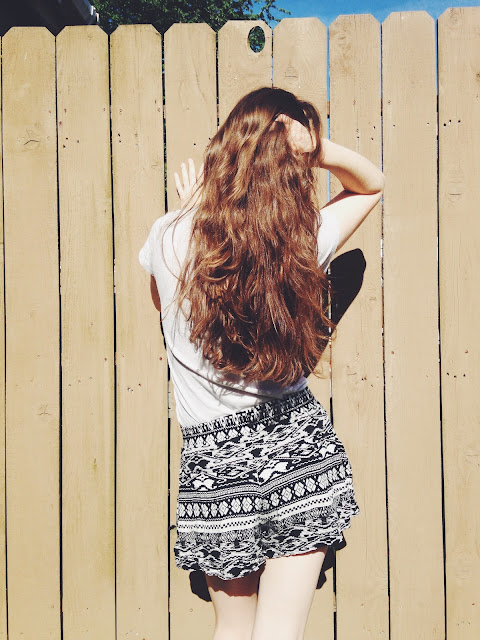 Natural Hair Feels Stringy