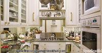 Căn bếp chỉ vỏn vẹn 4,5m² khiến ai cũng ao ước - Thi công trang trí nội thất