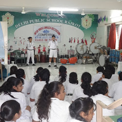 2015-07-08 Inter-House English Recitation Competition