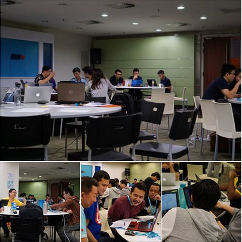 RHB Bank anjur FinTechathon bersama Startupbootcamp !
