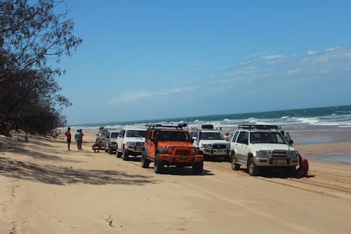 Kinkuna camp