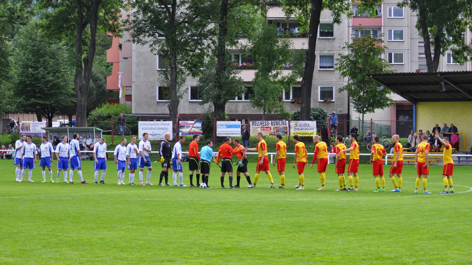 1. BFK Frýdlant n.O. ''A'' 0-0 (1-0) FC IRP Č. Těšín