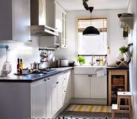 10 giải pháp thông minh cho nhà bếp nhỏ - Thi công trang trí nội thất