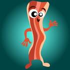 BaconMoji bacon emoji stickers