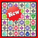 Onet Connect Jewels - Pair Matching Game icon