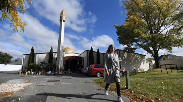 Ada Teror, Penjagaan Masjid di Selandia Baru Diperketat
