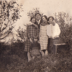 Tante Ragna onkel anton elly mamma