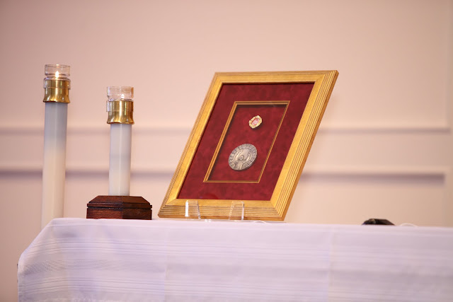 The Relic of Blood of Blessed John Paul II in the Polish Apostolate of Blessed John Paul II - IMG_0555.JPG