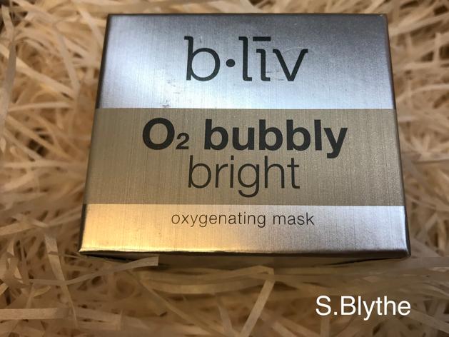 氣泡注氧,b.liv O2 bubbly bright oxygenating mask