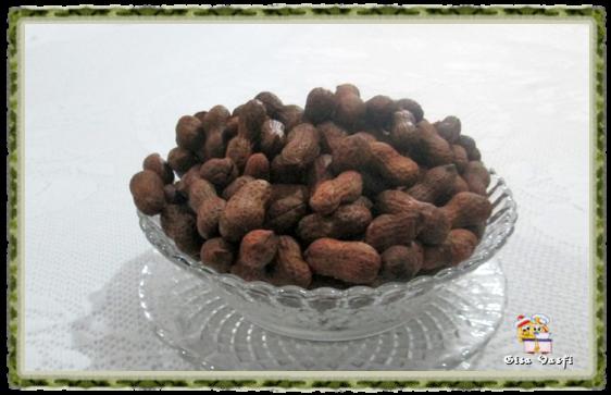 Amendoim cozido x amendoim torrado 2