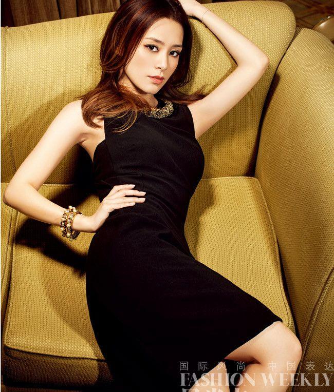 Gillian Chung Yan-tung / Zhong Xintong China Actor