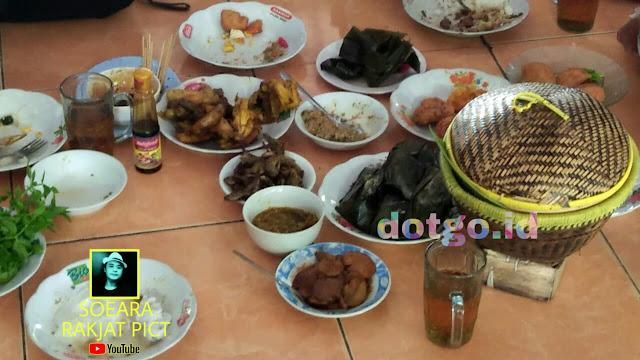 Kuliner enak dan murah di subang rumah makan mang yeye kalijati