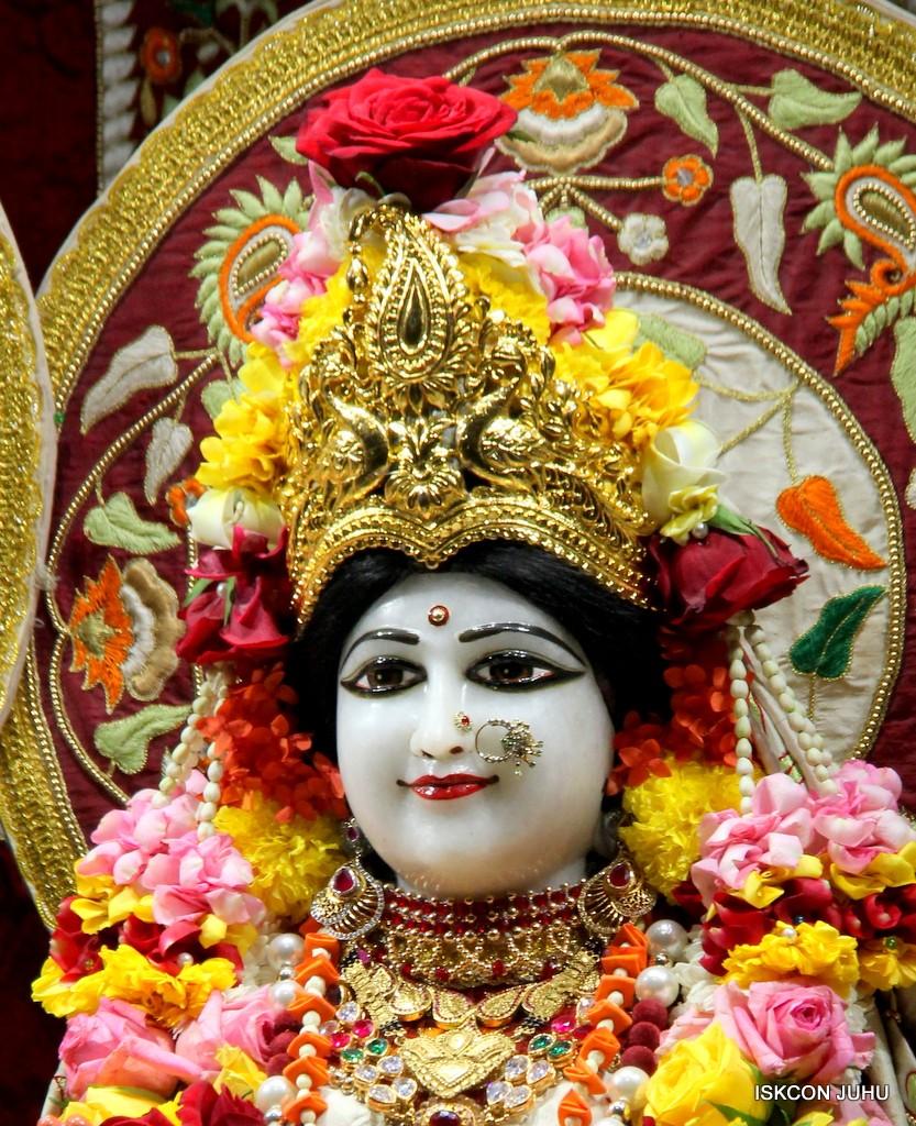 ISKCON Juhu Sringar Deity Darshan on 2nd Jan 2017 (19)
