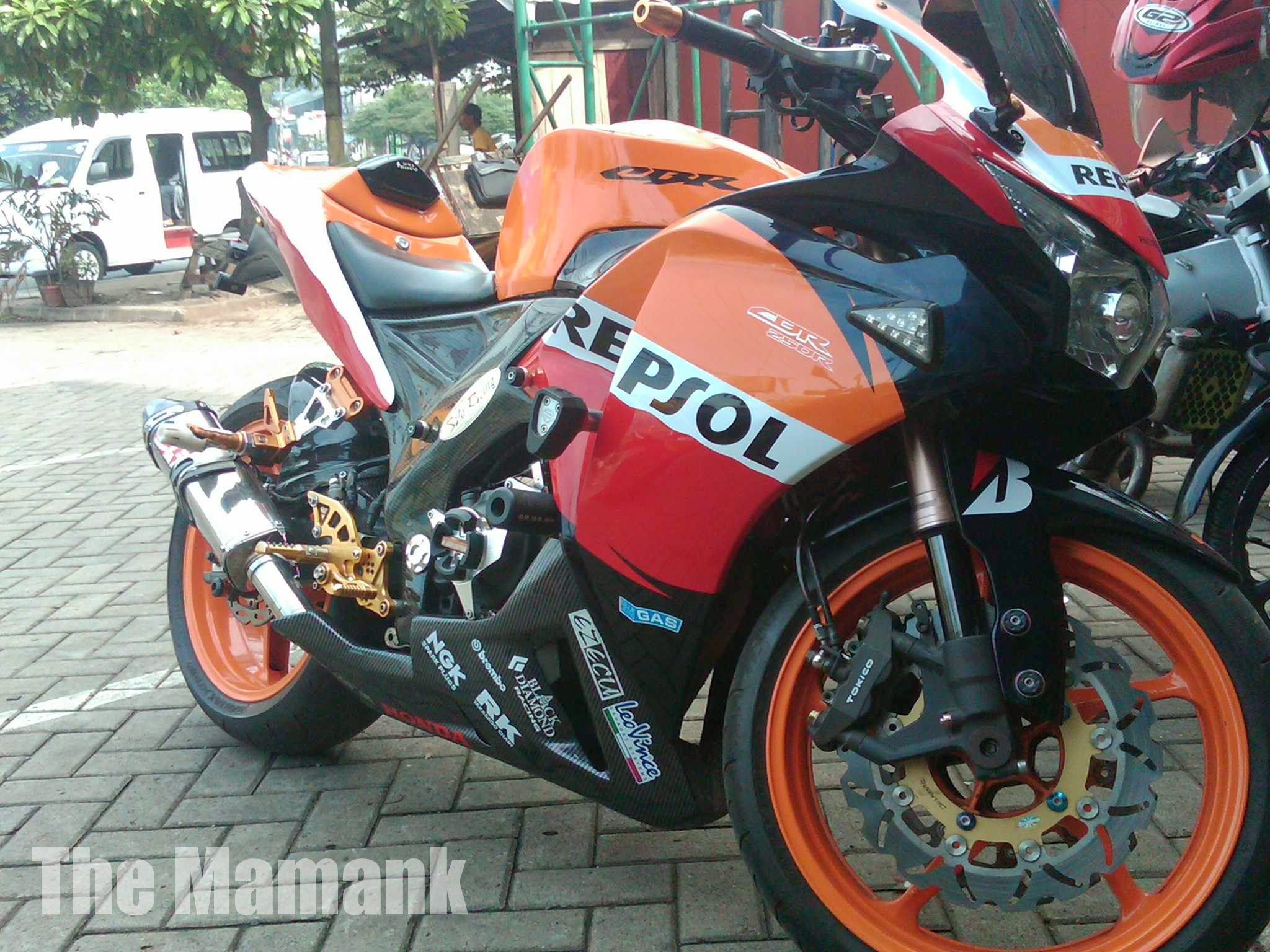 modifikasi honda cbr 250r