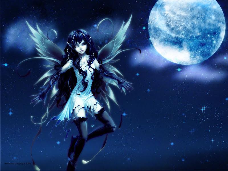 Anime Fairy Water, Fairies Girls