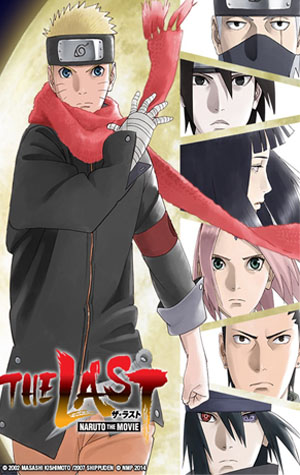 Naruto Shippuden - Movie The Last