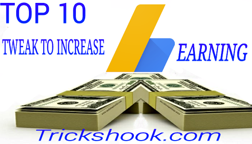 Top 10 Tweaks To Increase Your Adsense CPC