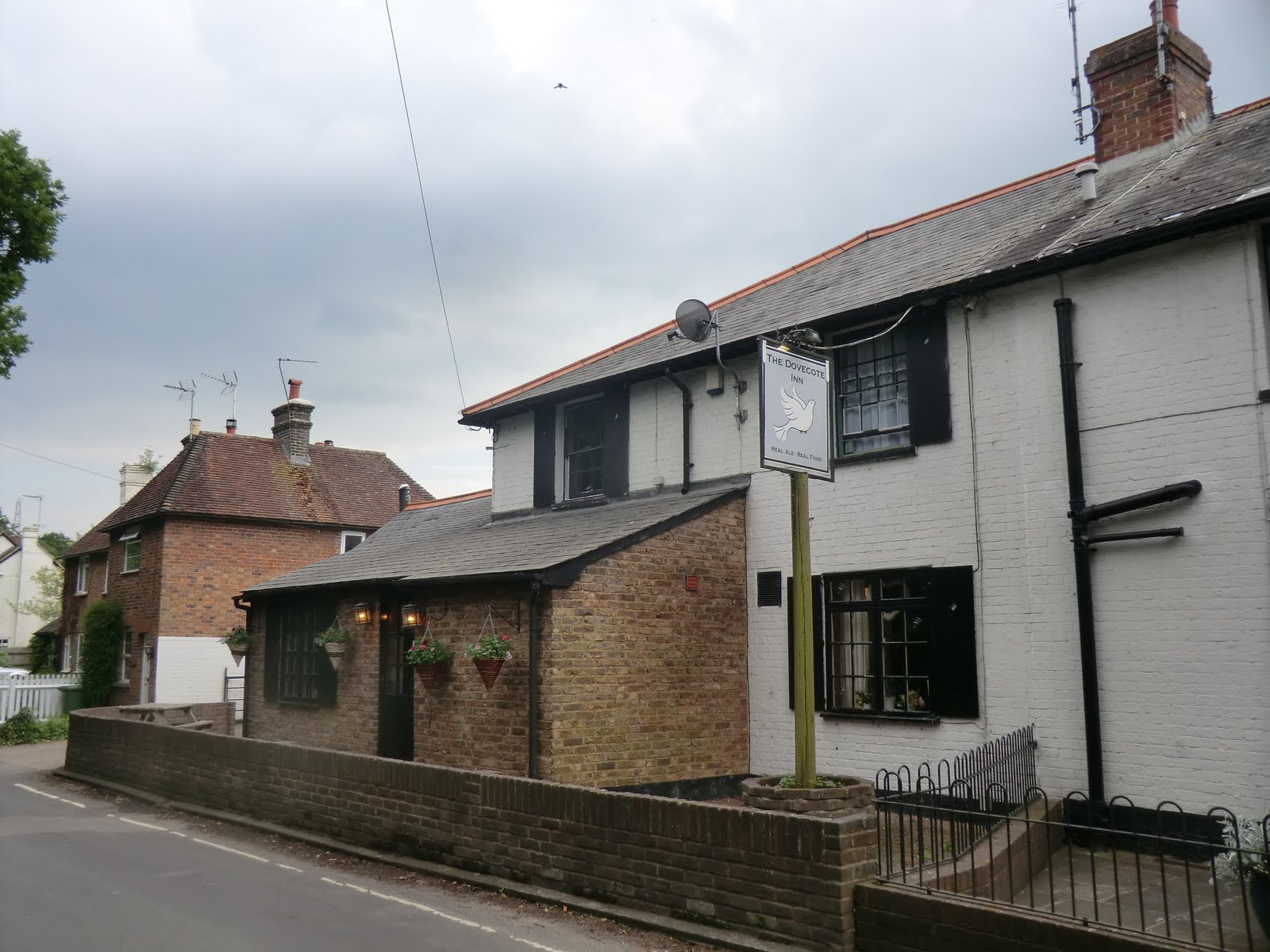 CIMG1918 The Dovecote Inn, Capel