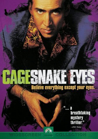 Poster Of Snake Eyes (1998) Full Movie Hindi Dubbed Free Download Watch Online At alldownloads4u.com
