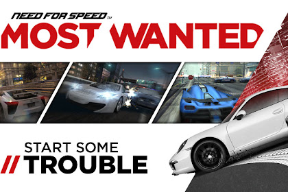 Need for Speed™ Most Wanted v1.3.103 Full Apk+Obb Download