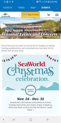 SeaWorld Discovery Guide 6.1 screenshots 5