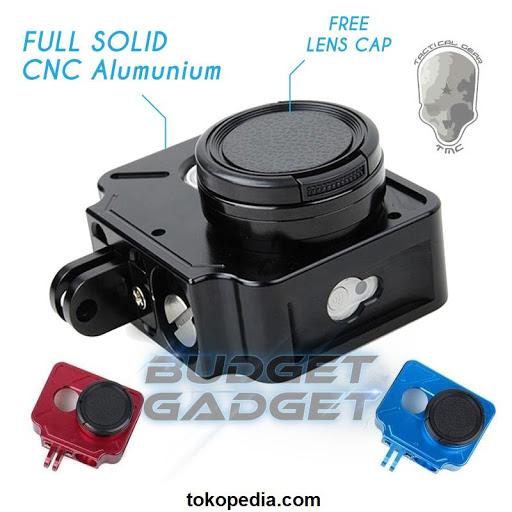 TMC CNC Aluminum Protective Case + Lens Cap for Xi