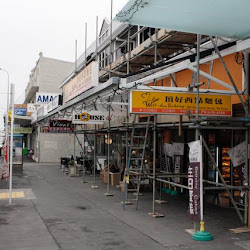 Commercial Scaffolding - Renovations