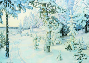 Зимний сон (Зима), 1908-1914