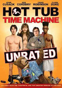 Bồn Tắm Thời Gian - Hot Tub Time Machine poster