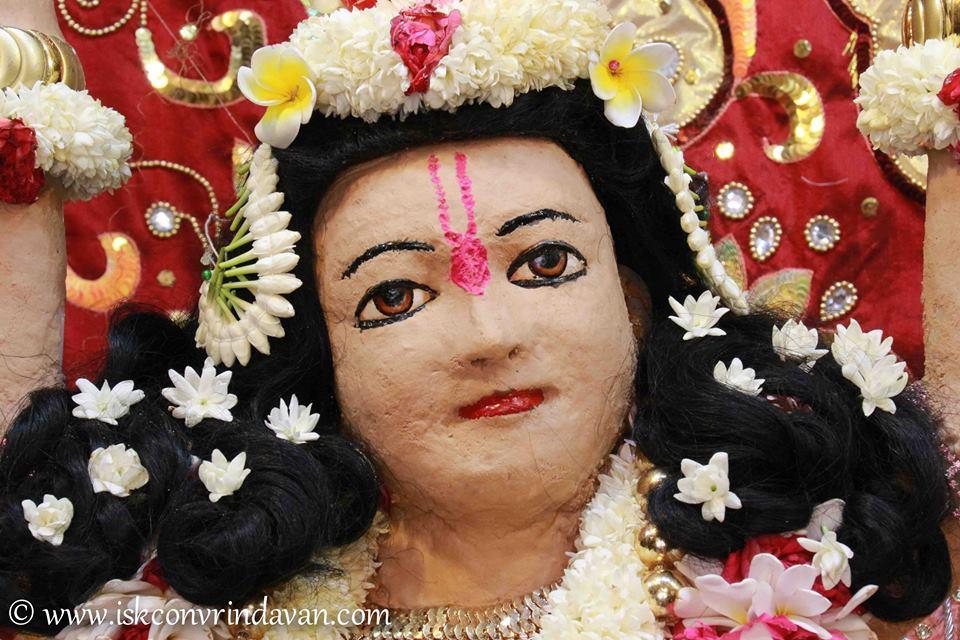 ISKCON Vrindavan Shringar Deity Darshan 29 May  2016 (13)