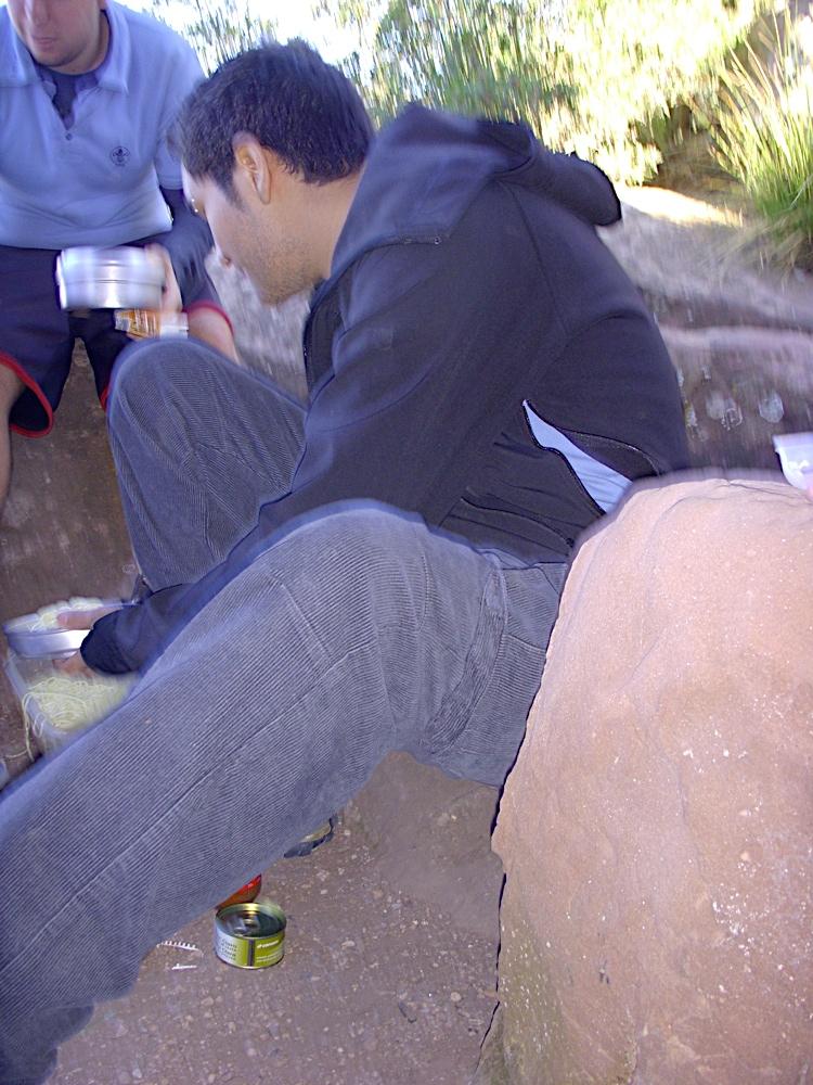 Sortida Castell Eramprunyà - Pioners 2009 - DSCN1012.jpg