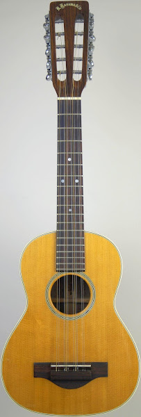 K Yasuma and Co. 10 string tiple Ukulele Corner