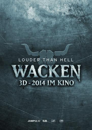 Wacken 3D Poster