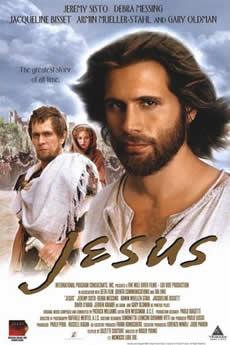 Capa Jesus: A Maior História de Todos os Tempos Torrent