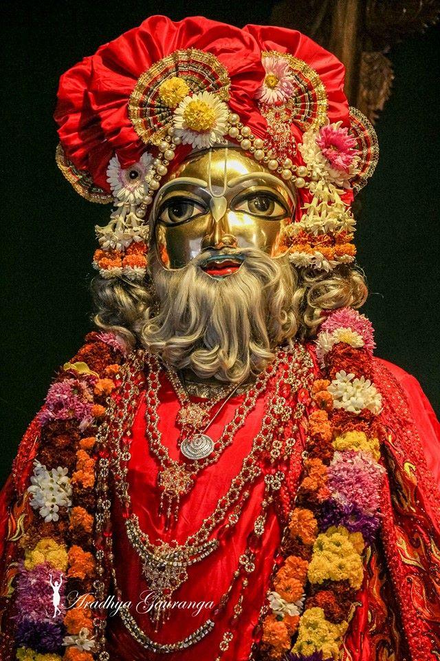 ISKCON Mayapur Deity Darshan 06 Jan 2015 (4)