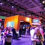 Microsoft Build 2013 Expo floor.