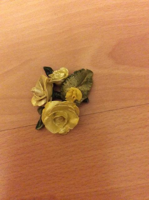 Hamurdan Pratik çiçek Yapimi Müjo Nun Sevgi Dünyası