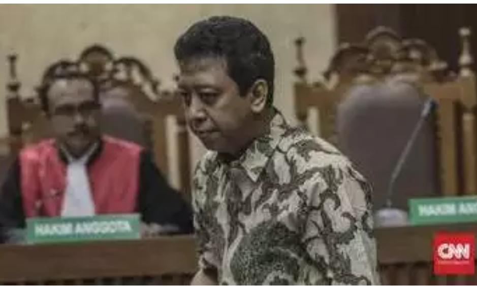 Tok ! Mantan Ketua PPP Romahurmuziy Cuma Didenda 100 Juta oleh Pengadilan Tipikor
