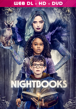 فيلم Nightbooks  بجودة عالية - سيما مكس   CIMA MIX