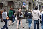 Wandering through Krakow