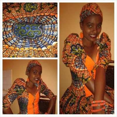 African Kitenge Dresses Styles 2017 + 2018