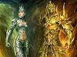 Two Demonic Warriors