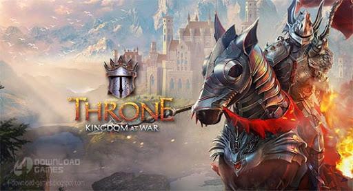 لعبة الحرب Throne Kingdom at War